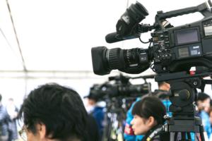 メディア出演・取材にバルーンパフォーマーを派遣