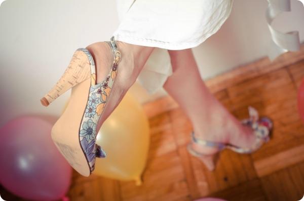 結婚式でバルーンアート